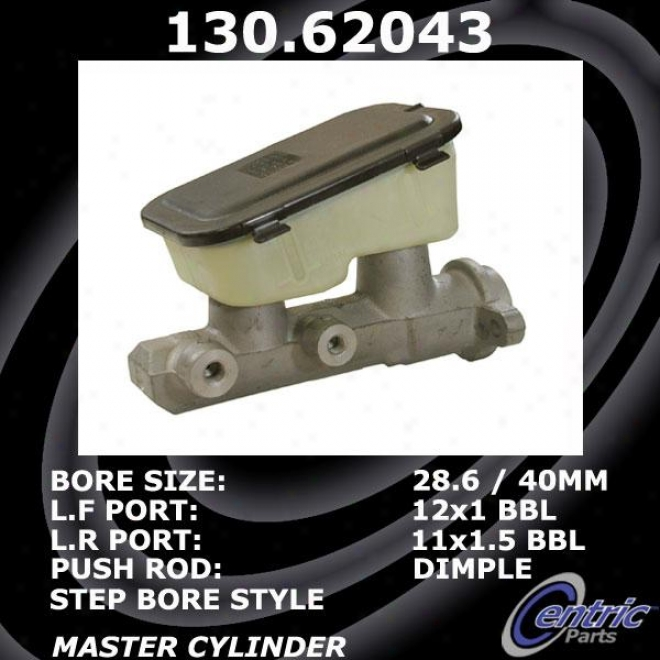 Centric Parts 130.62043 Cadillac Parts
