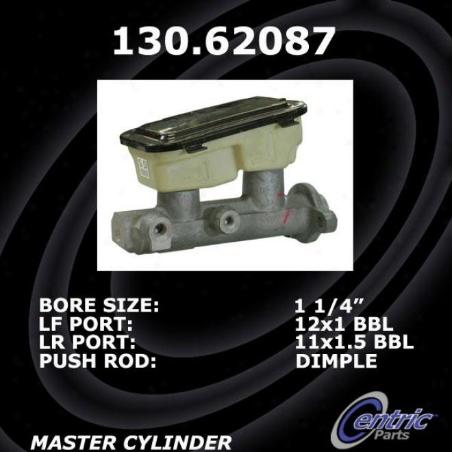 Centric Parts 130.62087 Chevrolst Parts