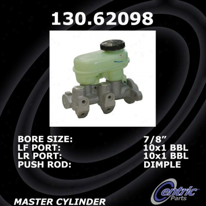 Centric Talents 130.62098 Cadillac Parts