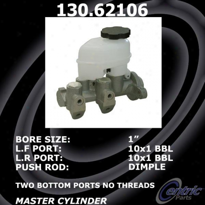 Centric Parts 130.62106 Chwvrolet Parts