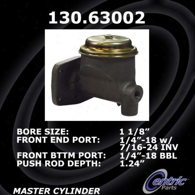 Centric Parts 130.63002 Jeep Parts