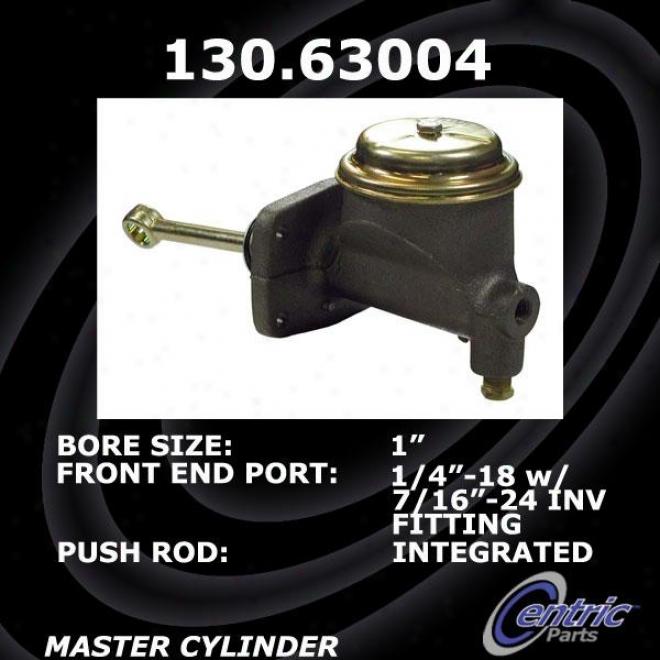 Centric Parts 130.63004 Dodge Parts