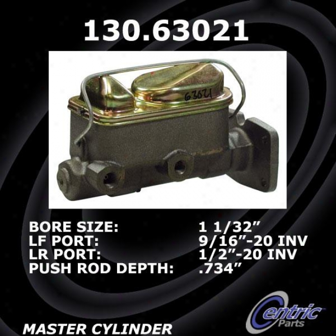 Centric Parts 130.63021 Chrysler Parts