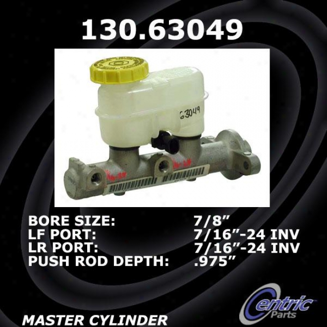 Centric Parts 130.63049 Dodge Pars