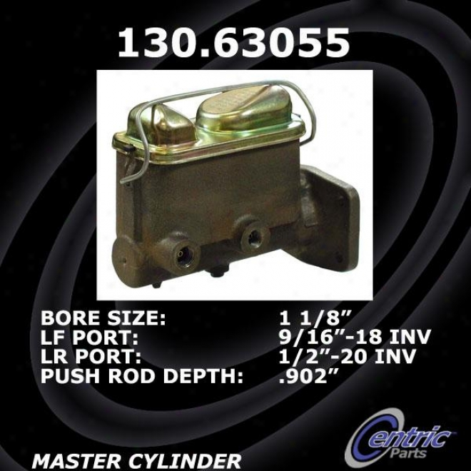 Centric Parts 130.63055 Chrysler Parts