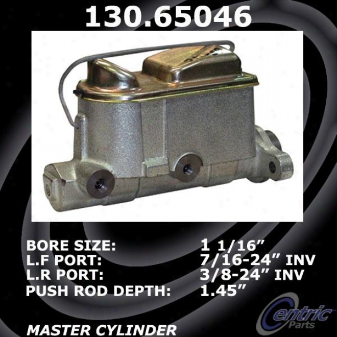 Centric Parts 130.65046 Ford Parts