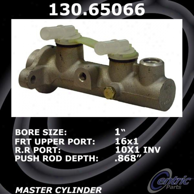 Centric Parts 130.65066 Ford Brake Master Cylinders