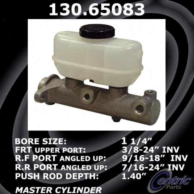 Centric Parts 130.65083 Mercury Brake Master Cylinders