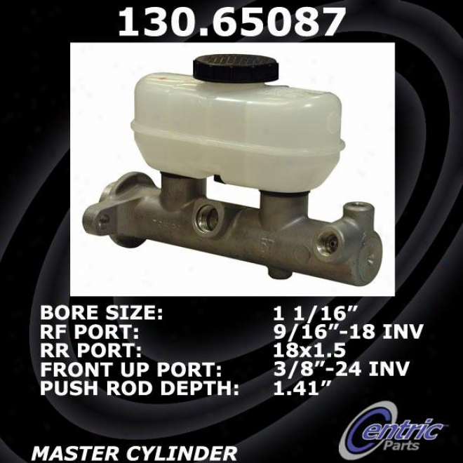 Centric Parts 130.65087 Mercury Parts