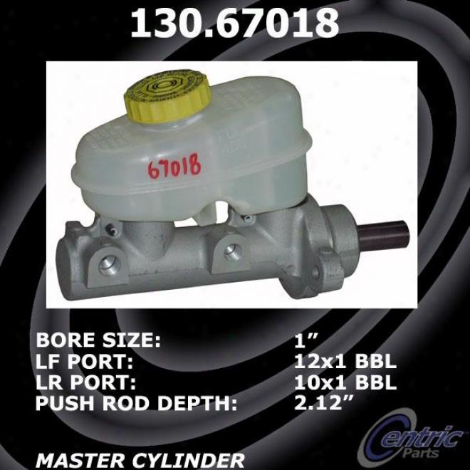 Centric Parts 130.67018 Chrysler Quarters