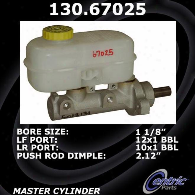 Centric Parts 130.67025 Dodge Parts