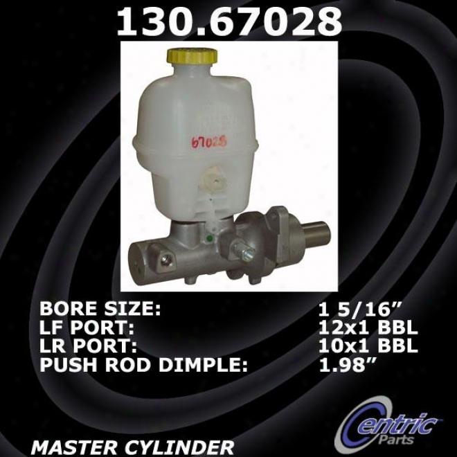 Centric Parts 130.67028 Dodge Parts