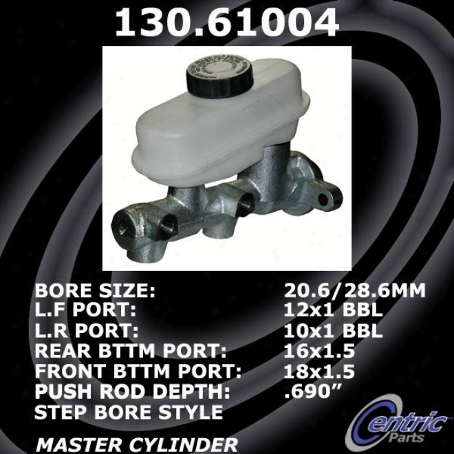 Centric Parts 131.61004 Ford Thicket Master Cylinders