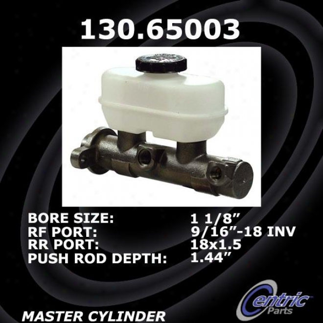 Centric Parts 131.65003 Fordd Brake Master Cylinders