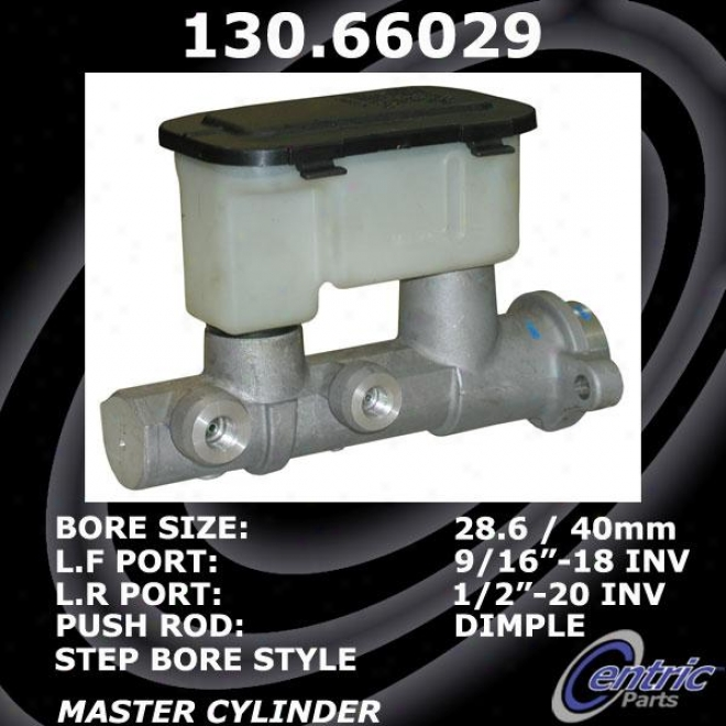 Centric Parts 131.66029 Gmc Brake Master Cylinders