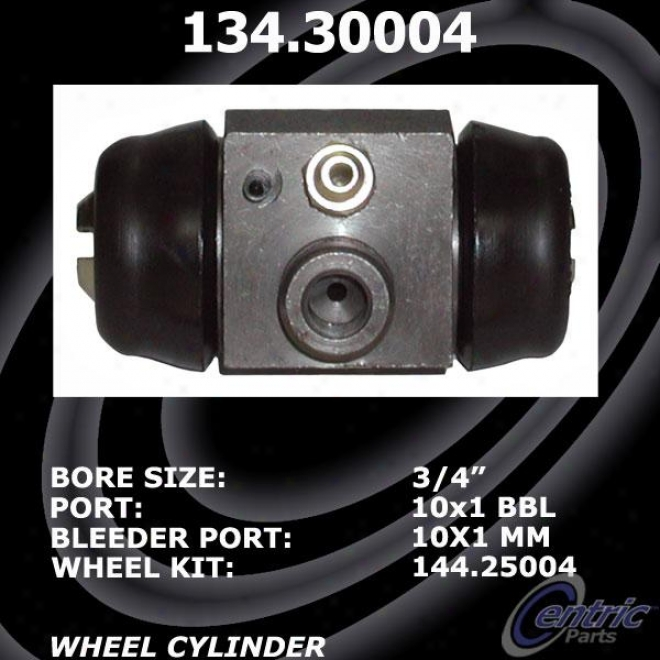 Centric Parts 134.30004 Volkswagen Parts