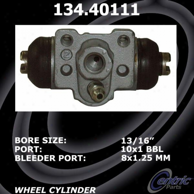 Centric Parts 134.40111 Honda Wheel Cylinders