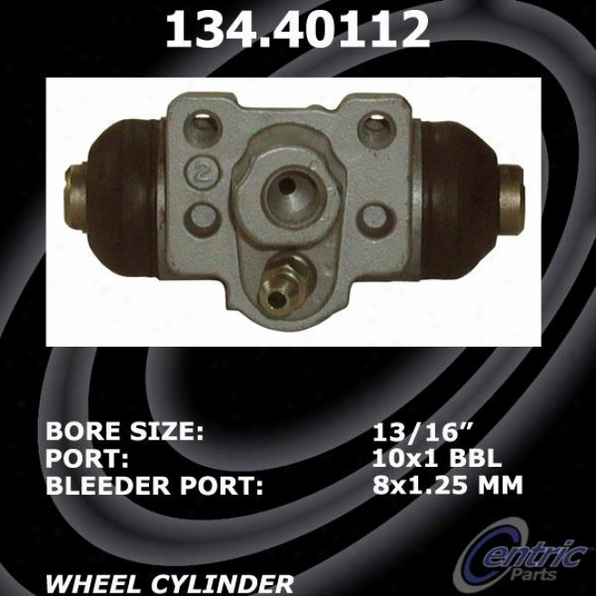 Centric Parts 314.40112 Honda Wheel Cylinders