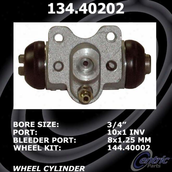 Centric Parts 134.40202 Honda Parts