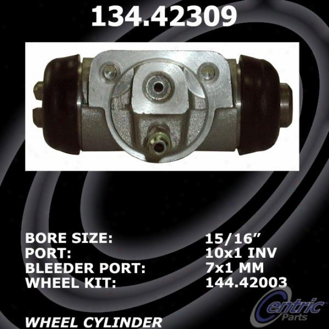 Centric Parts 134.42309 Nissan/datsun Parts