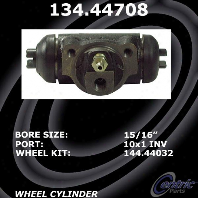 Centric aPts 134.44708 Toyota Parts
