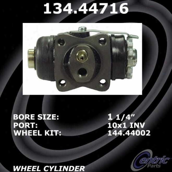 Centric Parts 134.44716 Toyota Parts