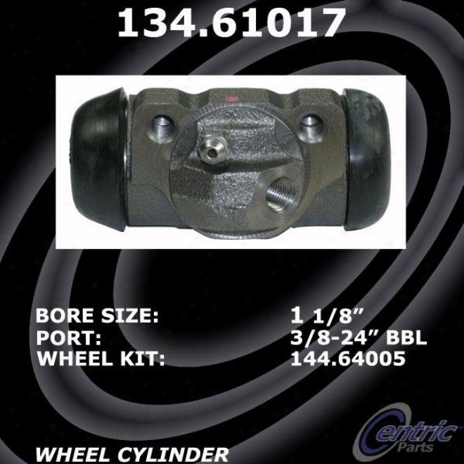 Centric Parts 134.61017 International Parts