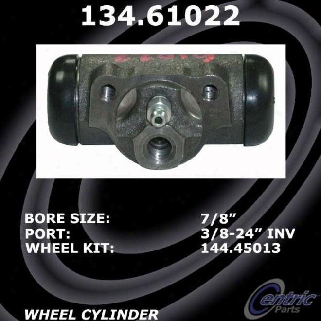 Centric Parts 134.61022 Ford Parts