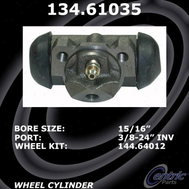 Centric Parts 134.61035 Ford Wheel Cylinders