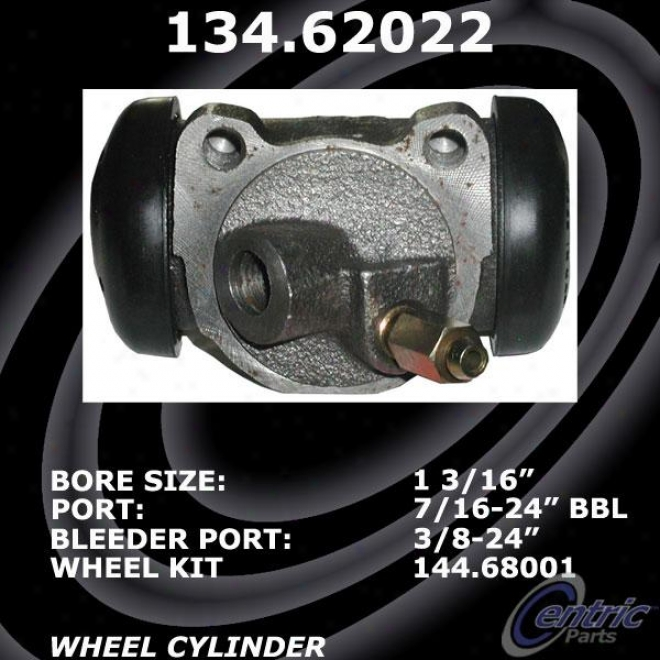 Centric Talents 134.62022 lOdsmobile Wheel Cylinders