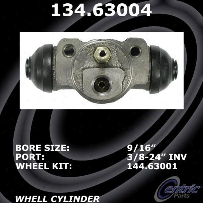 Centric Parts 134.63004 Amc Parts