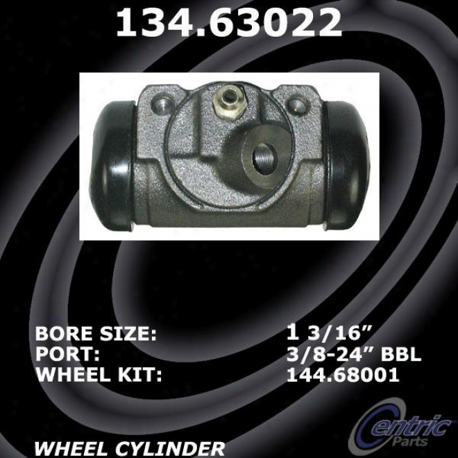 Centric Parts 134.63022 Dodge Parts
