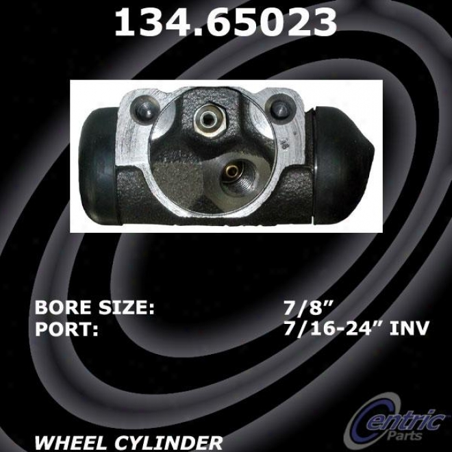 Centric Parts 134.65023 Ford Parts