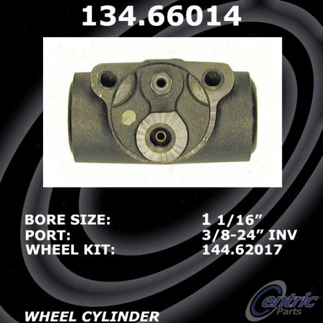 Centric Parts 134.66014 Chevrolet Wheel Cylinders