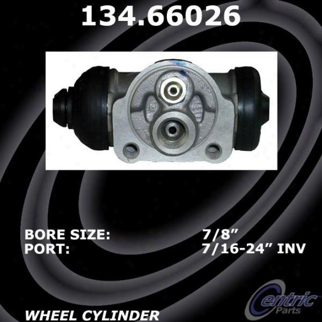 Centric Parts 134.66026 Chevrolet Parts