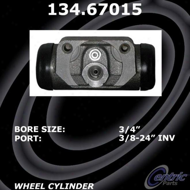 Centric Parts 134.67015 Dodge Parts