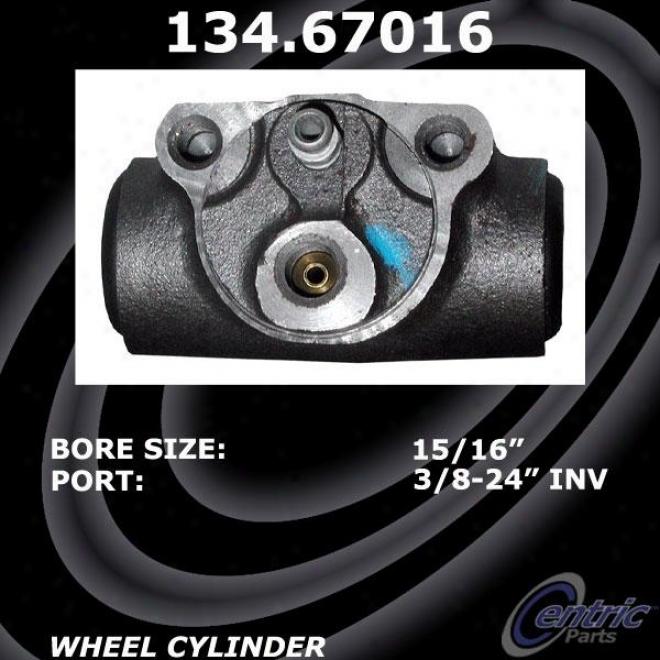 Centric Parts 134.67016 Chhrysler Prts