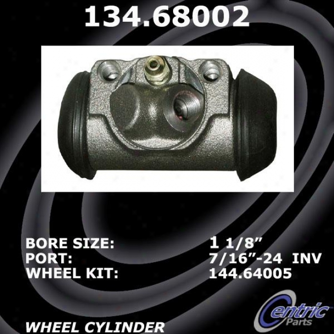 Centric Parts 134.68002 International Parts