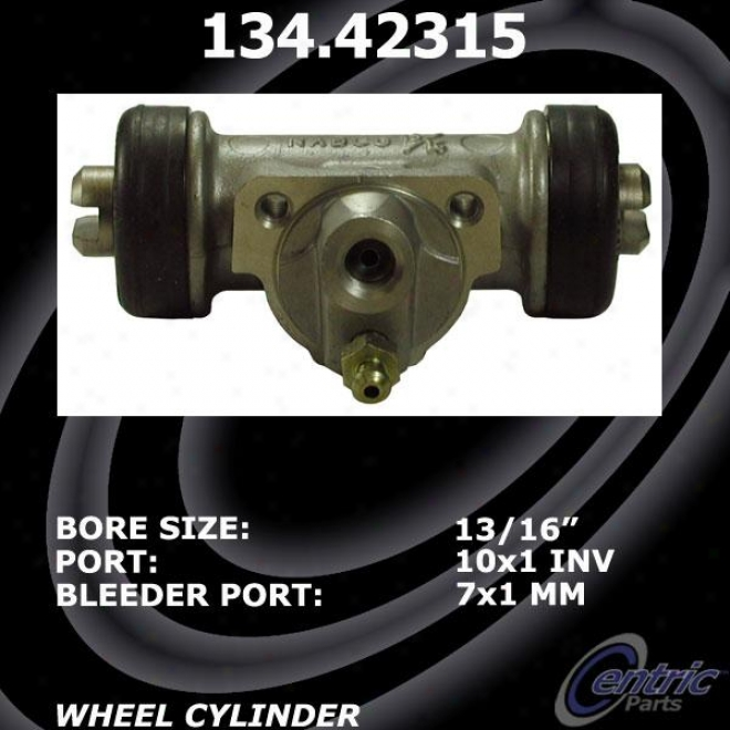 Centric Parts 135.42315 Toyota Parts