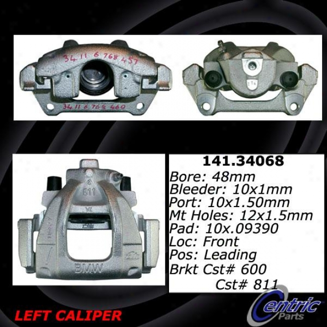 Centric Parts 141.34068 Bmw Brake Calipers