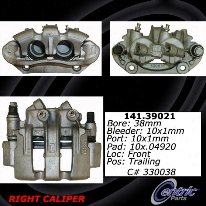 Centric Parts 141.39022 Volvo Parts