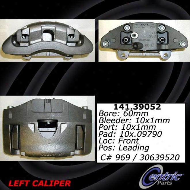 Centric aPrts 141.39052 Vplvo Parts