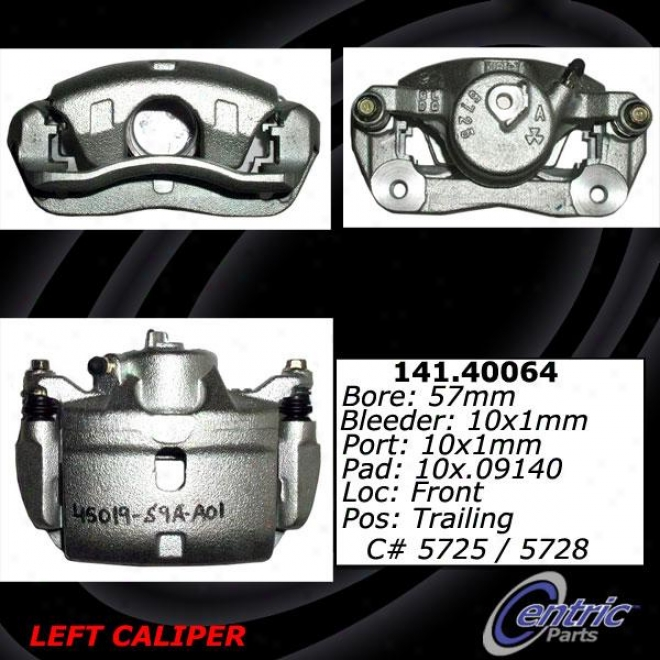 Centric Parts 141.40064 Honda Parts