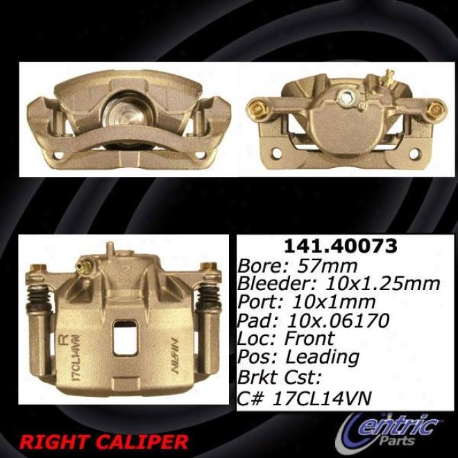 Centric Parts 141.40073 Honda Parts
