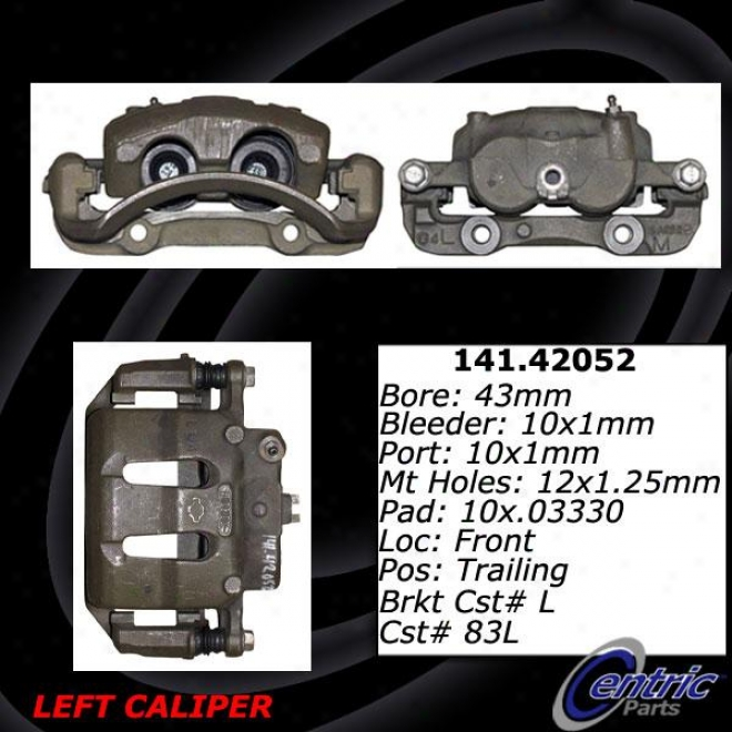 Centric Parts 141.42052 Nissan/datsun Brake Calipers