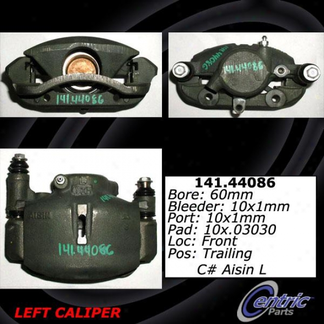 Centric Parts 141.44086 Toyota Brake Calipers