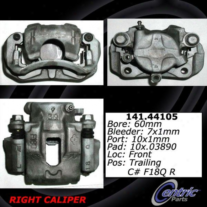 Centric Parts 141.44106 Toyota Brake Calipers