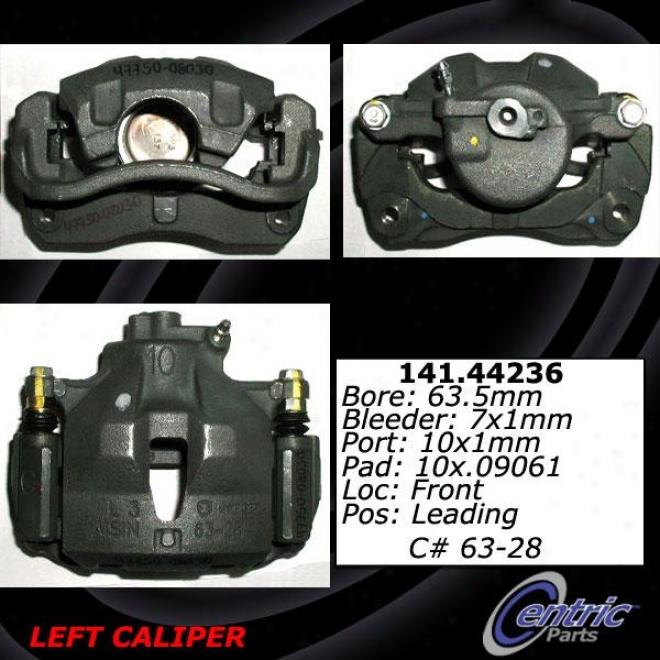Centric Parts 141.44236 Scion Parts