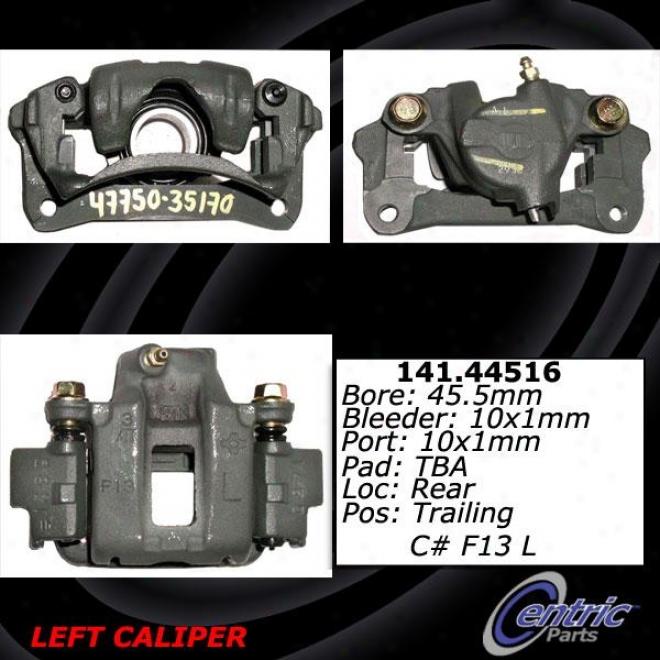Centric Parts 141.44516 Lexus Parts