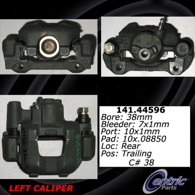 Centric Parts 141.44595 Toyota Brake Calipers
